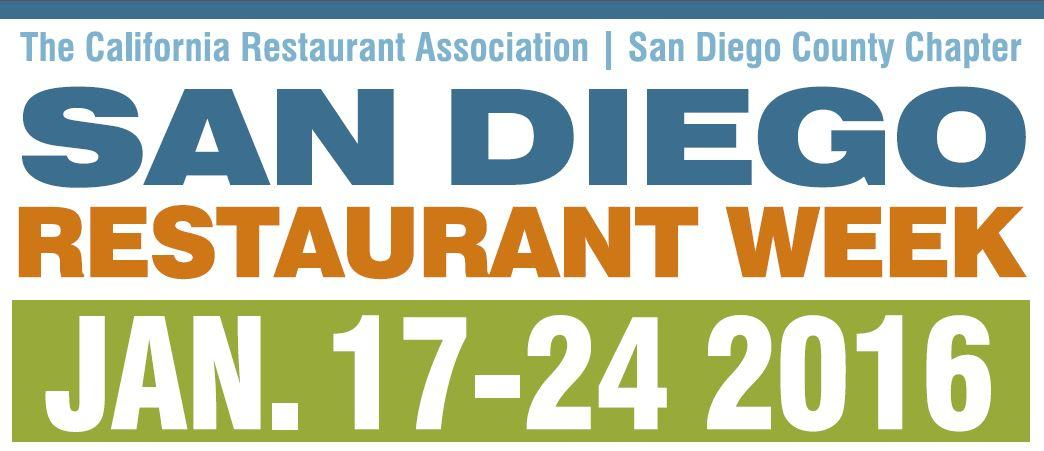 San Diego Restaurant Week: January 17-24 2016 | Headquarters