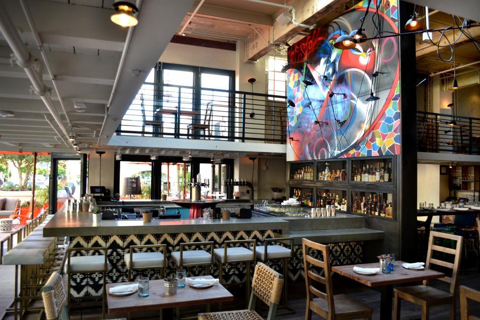 Puesto Restaurant at Headquarters Downtown San Diego