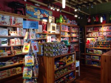 Geppetto's Toy Store Downtown San Diego