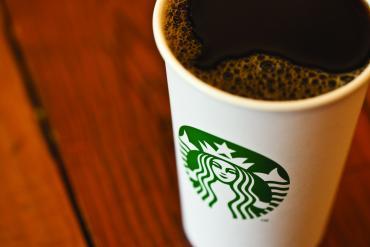 Starbucks Coffee at Headquarters Downtown San Diego