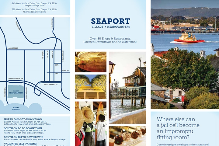 Seaport Brochure